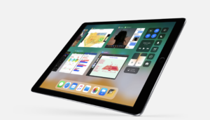 iOS11: iPad